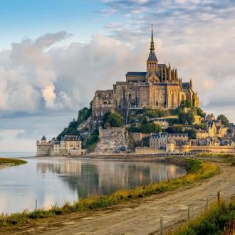 viagem-para-Monte Saint-Michel